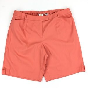 Talbots Bermuda Shorts 20W